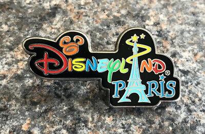 Disney - DLRP - Disneyland Paris Logo Pin
