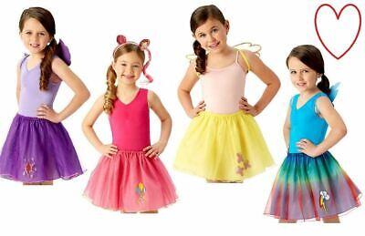 Girls Fancy Dress My Little Pony Tutu Set Wings Book Day Week ()
