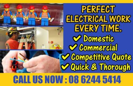 ⚡ Local Electrical Contractor With Great Track Records