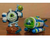 Skylanders Superchargers - Driver and Vehicle