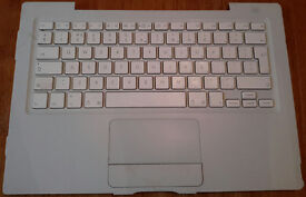 Apple MacBook A1181 Keyboard & Mousepad Great For Keys! FAULTY SPARES OR REPAIRS