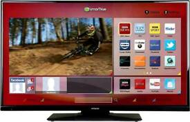 "50"" Hitachi Smart Wi-Fi FullHD LED TV - Delivery Available"