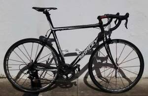 Ridley Helium! L. Dura Ace 10s. Fulcrum Racing Zero! Dulwich Hill Marrickville Area Preview