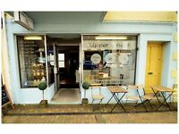 Upper Crust Cafe for sale! Charles Street , Milford Haven