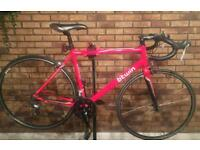 B'Twin Triban 3 road bike - 57cm (Large) - Upgrades, including new brakes and lights