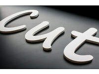 Sale! Sign Aryclic Letters! Printed Signs! Budget Signs! Instant Quote! Call Printflex!