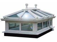 Roof Lantern is uPVC and aluminium 2500mm x 2000mm *Brand New!*