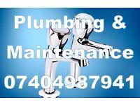 Plumbing and Maintenance Cheap Plumber
