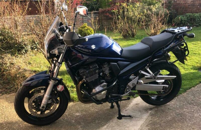 Suzuki gsf bandit 1200 2006 k6  (completely standard) for sale  Hartlepool, County Durham