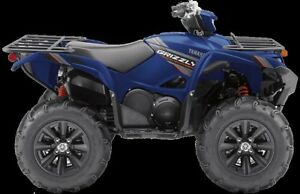 2019 yamaha  Grizzly 700 DAE Special Edition