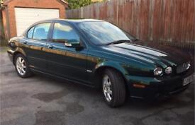2008 Jaguar X Type 2.0D