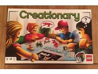 Lego Game - Creationary - EXCELLENT CONDITION