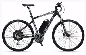 GIANT 2015 Roam XRE+ Electric Hybrid Medium