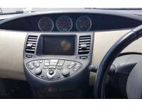 Nissan Primera 2002 Model, Silver, 4 door