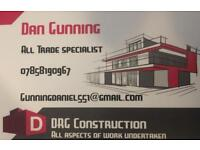 DRG Construction - All Trade Specialist