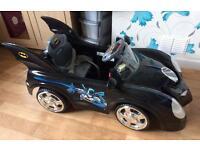 Electric Batman Car