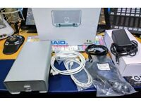 G-Tech RAID 3 2TB External Hard Drive