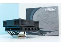 Phanteks PH-TC12LS Low Profile HTPC Black CPU Cooler Heatsink