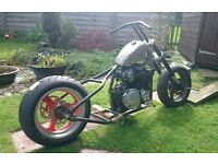 Hard Up Chopper FRAME