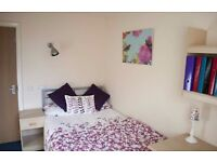 Great double ensuite besides MMU UOM and city centre