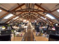 Desk Rental - Beautiful Space - Short Term Office Leases