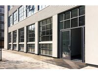 Office and desk space to rent at The Textile Building , Hackney