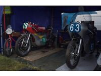 Old programs, books, newspapers, photographs, memorabilia wanted relating to road racing in Ireland