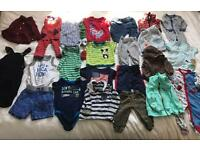 3-6m baby boy clothes