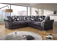 BRANDED NEW SHANNON CORNER & 3+2 SOFA SET | FREE DELIVERY |