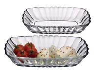 Pasabahce mezze 2 bowl s for serving