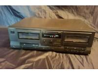 Technics RS-TR232 double cassette deck