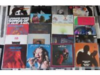 Vinyl LPS, Prog, Rock, Blues. prices listed below, will sell as part/full collection