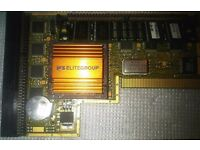 Phase 5 Blizzard 1260 board for Amiga 1200 - 40mhz/64mb ram
