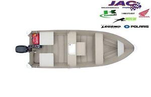 2016 legend boats 16 WideBody **25.48$*/semaine