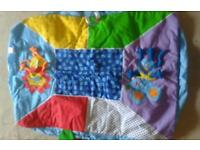 Cot cover / playmat