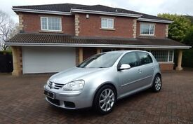 VW Golf MATCH FSI (silver) 2008