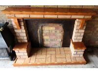 Fire Surround - Wood Effect ? Tiled Hearth