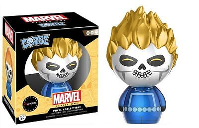 Funko Pop Dorbz Marvel Ghost Rider Metallic Vinyl Figure Exclusive *IN HAND*