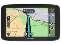 New TomTom Start 62 6 inch Sat Nav with Western Europe Lifetime Maps