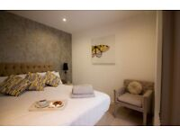 One, two and three bedroom short stay apartments/houses in Southampton.
