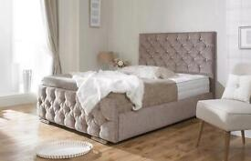 Luxury Bed Frame - Free Delivery