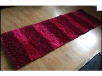 Hall way rug