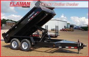 Trailtech 12' Premier Series Dump Trailer ***ONLY 1 LEFT***