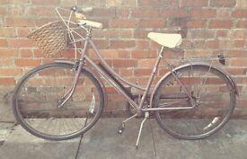 Rare Women's Vintage Bicycle