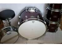 🌟Complete Pearl Export Series drum kit