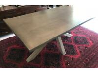 6 Seater Modern dinning table