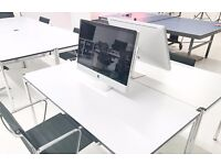 Desk Space to rent at The Textile Building in Hackney Central