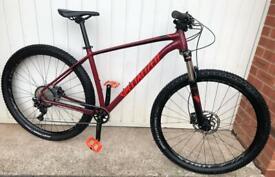 Specialized Rockhopper Expert 1X 29er Mountain Bike - Large Frame, Cost £850