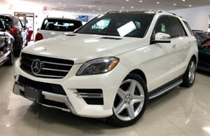 2013 Mercedes-Benz M-Class ML350 BlueTEC|AMG|FULLY LOADED|1 OWNE