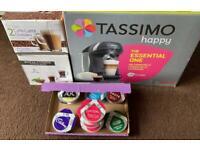 Tassimo happy + accessories